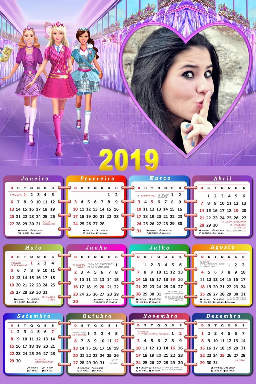 calendario-2019-barbie