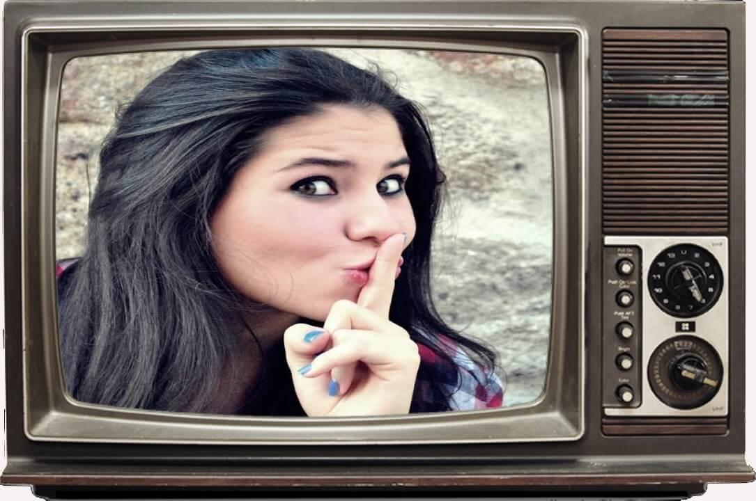 moldura-para-fotos-tv-retro