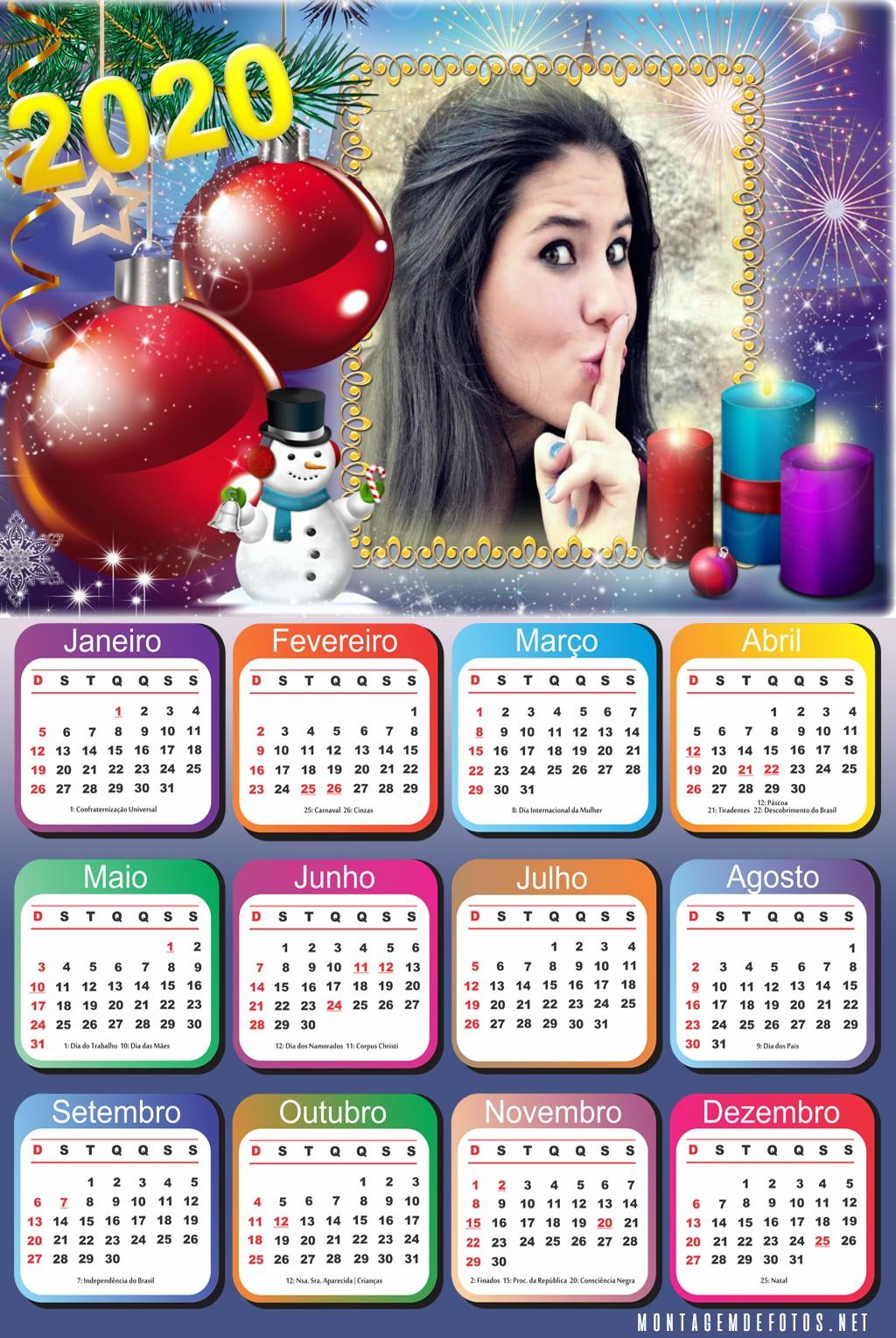 montar-foto-online-calendario-2020-natal