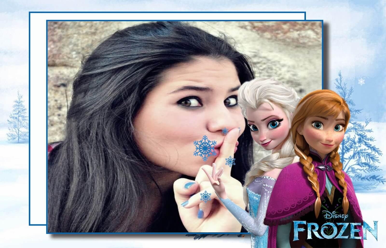 Imagens Frozen Uma Aventura Congelante Simple montagem de fotos | filmes | moldura de foto frozen-uma aventura