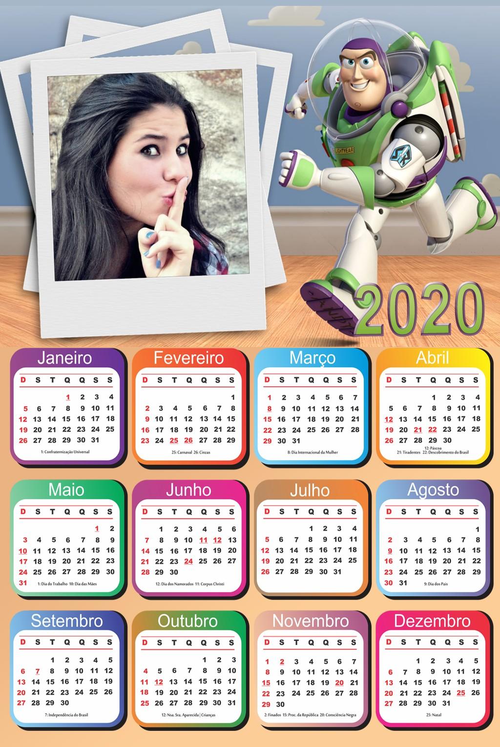 moldura-com-calendario-de-fotos-digital-2020-buzz-lightyear
