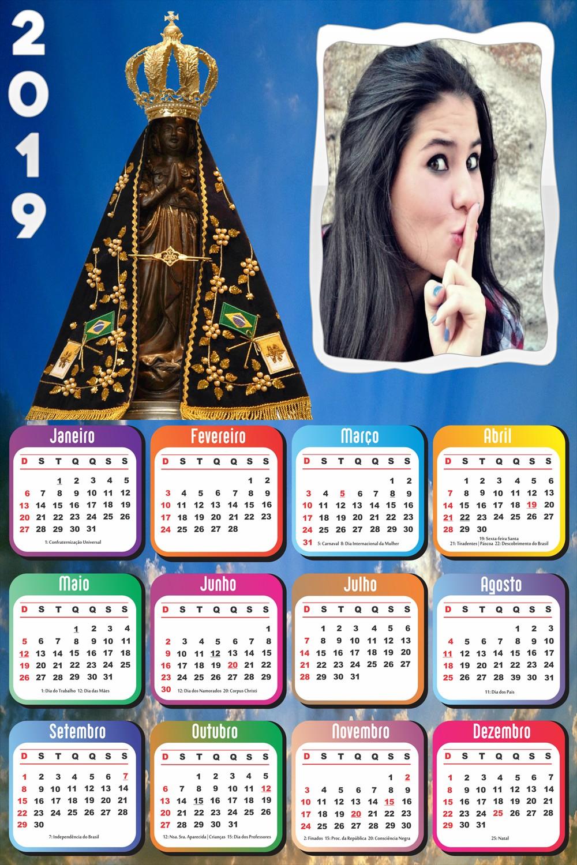 calendario-online-2019-nossa-senhora-aparecida
