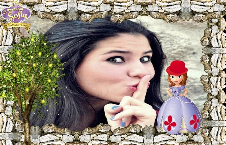 moldura-para-fotos-princesa-sofia
