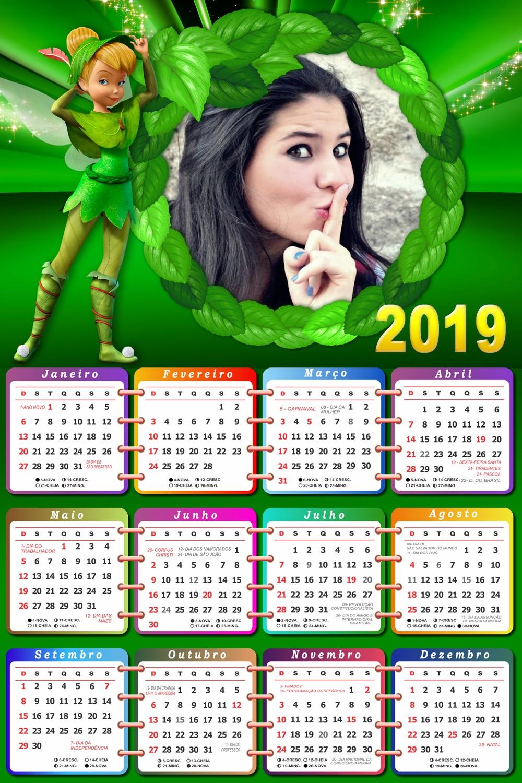 moldura-infantil-tinker-bell-com-calendario-2019