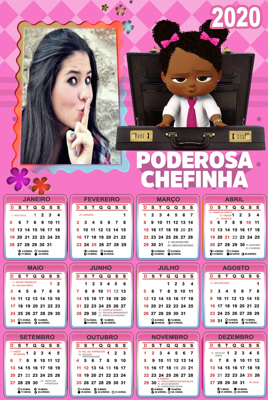 base-moldura-calendario-2020-poderosa-chefinha-rosa