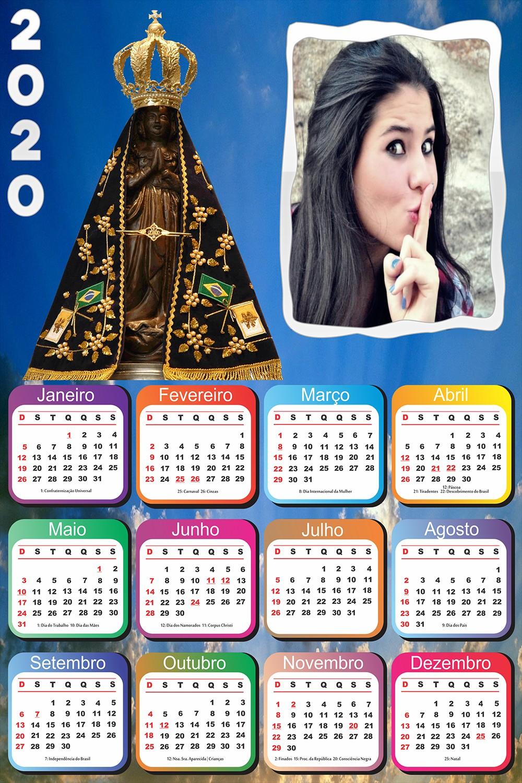 moldura-calendario-2020-nossa-senhora-aparecida