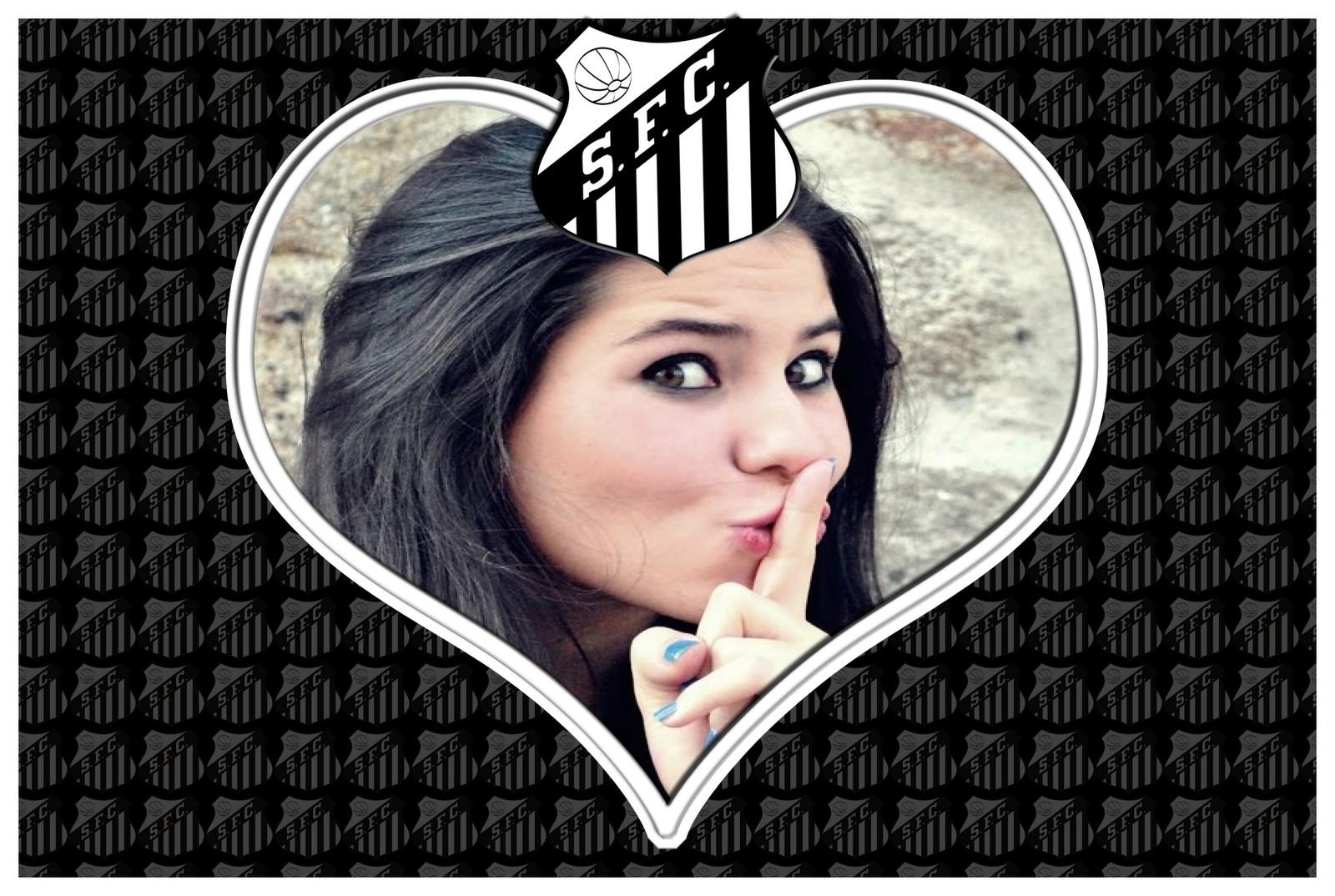 moldura-santos-futebol-clube