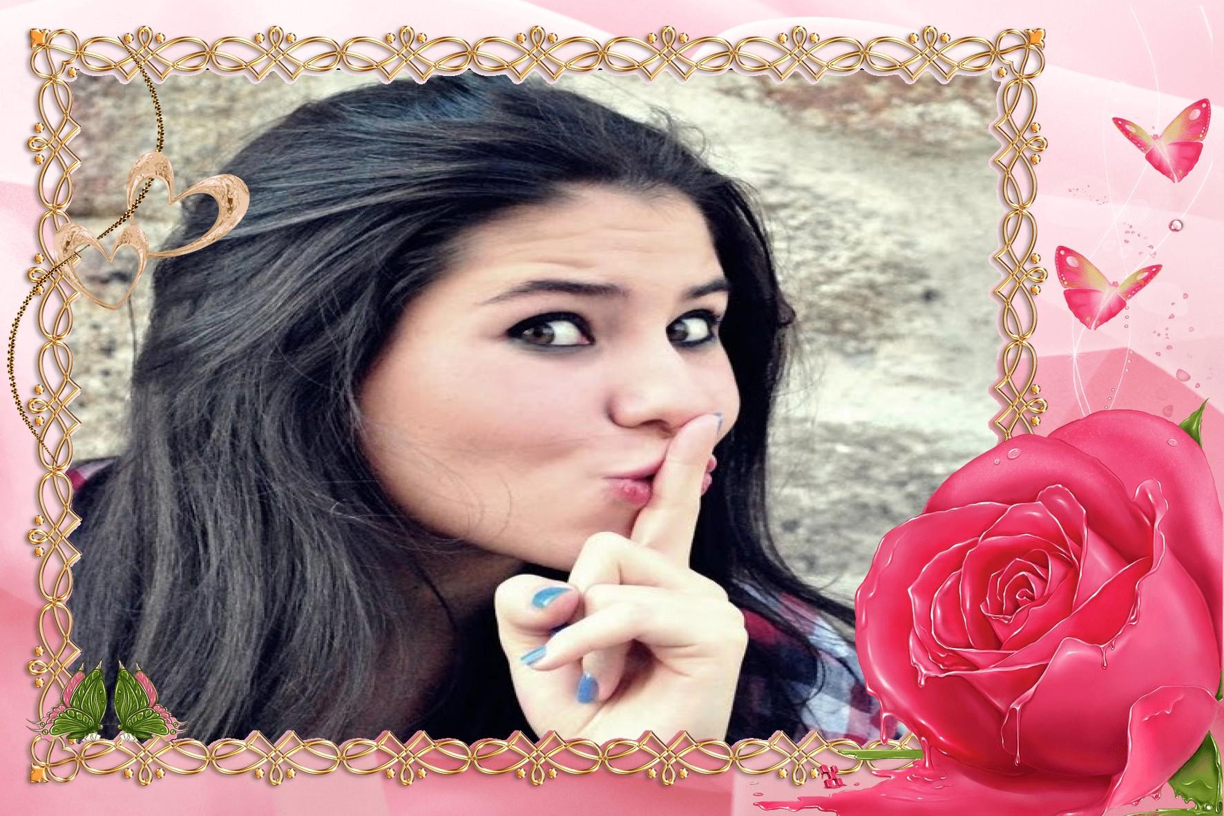 montar-foto-online-com-rosa-cor-de-rosa