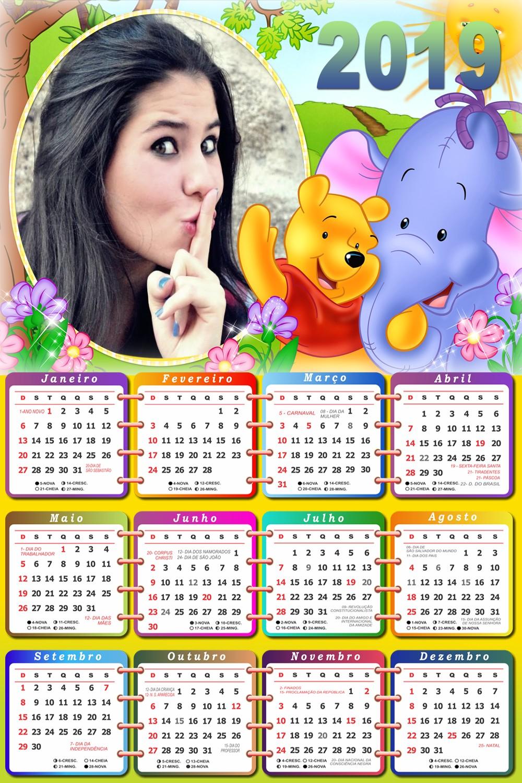 moldura-de-calendario-2019-amigos-winnie-the-pooh-e-lumpy