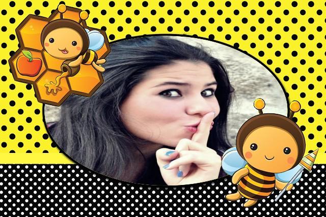 moldura-de-fotos-com-abelhinhas