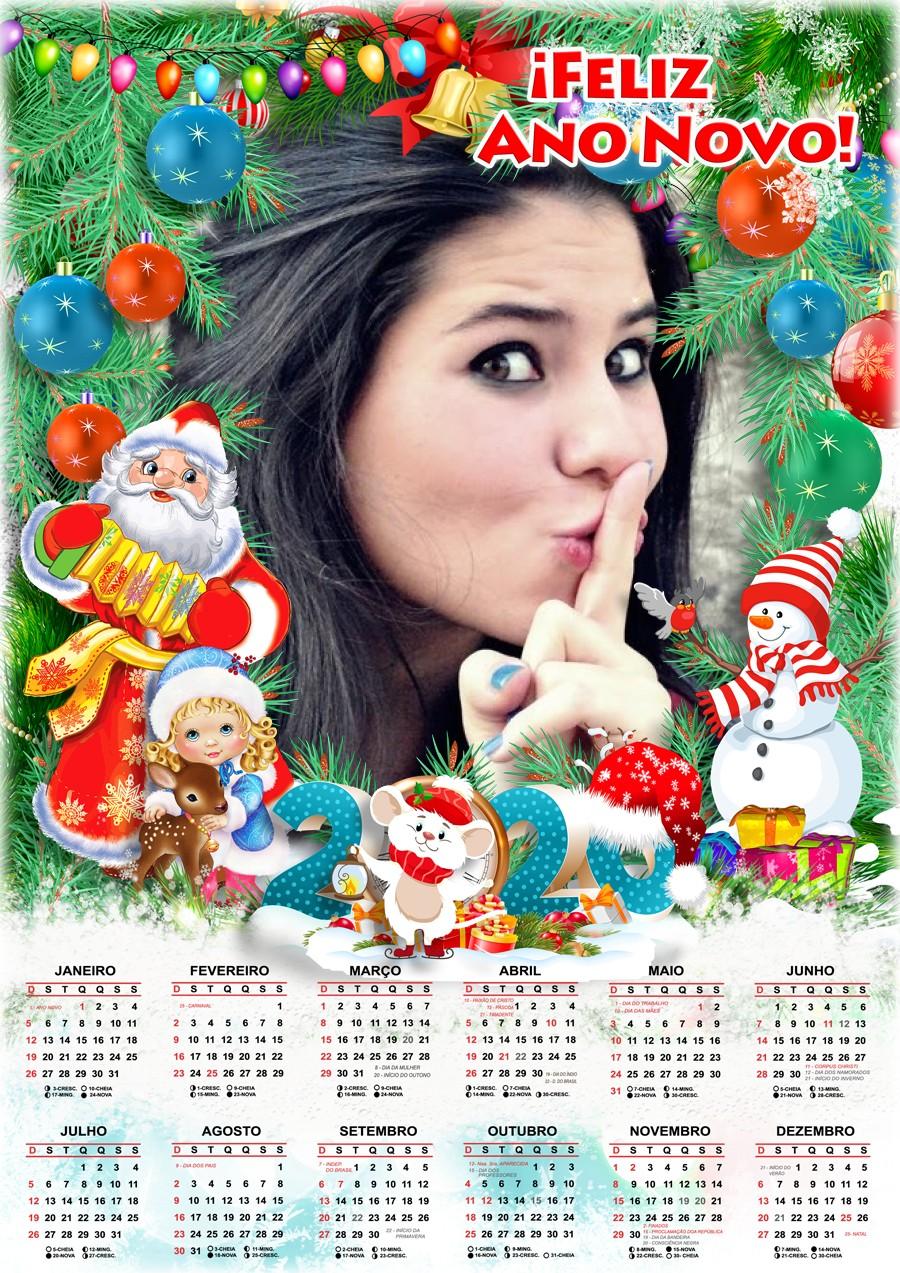 calendario-de-natal-feliz-ano-novo-2020