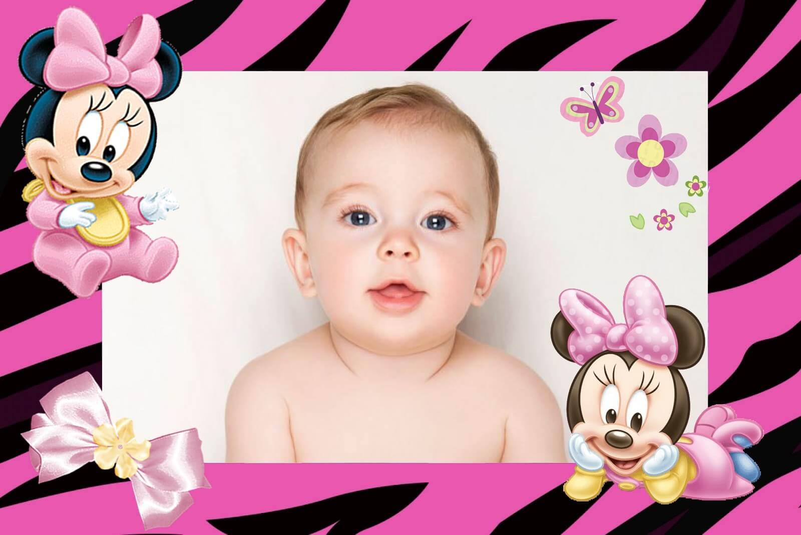 disney-minnie-baby-fundo-zebrado-em-cor-de-rosa-e-preto
