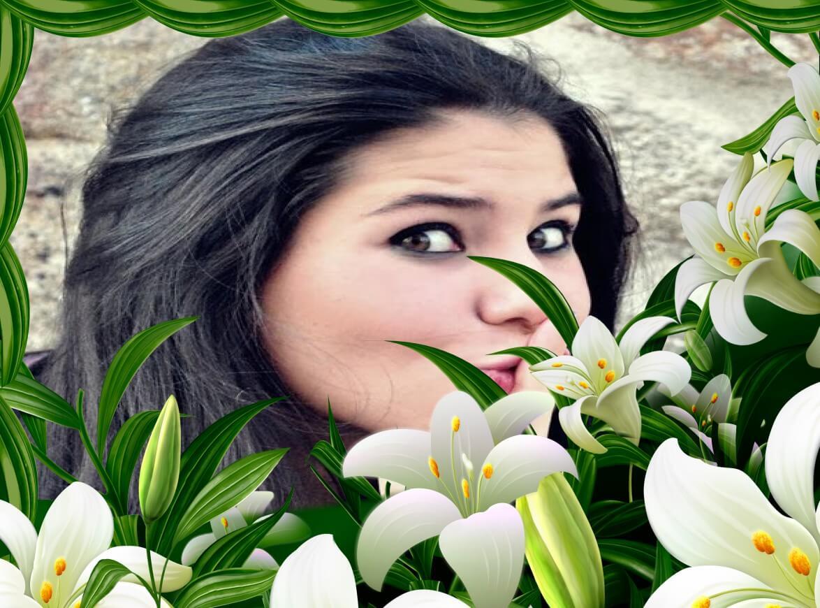 montagem-de-fotos-com-flores-brancas