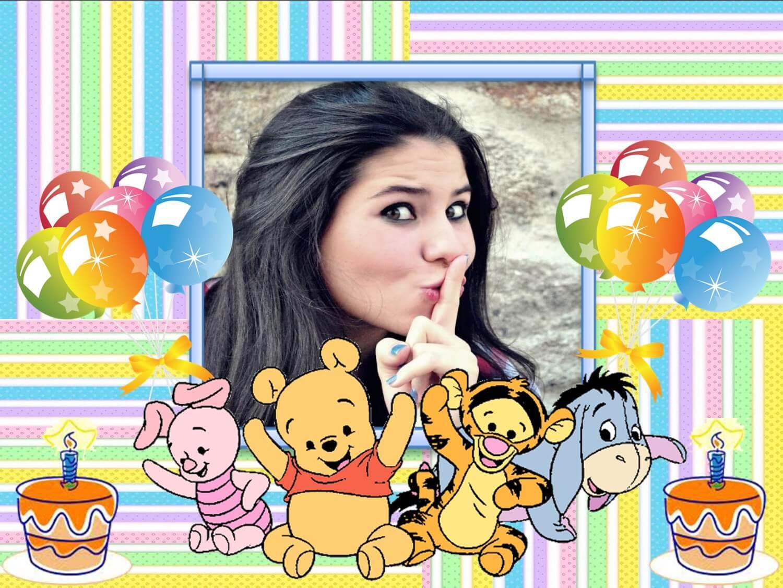 moldura-ursinho-pooh-baby-e-amigos-em-festa-de-aniversario