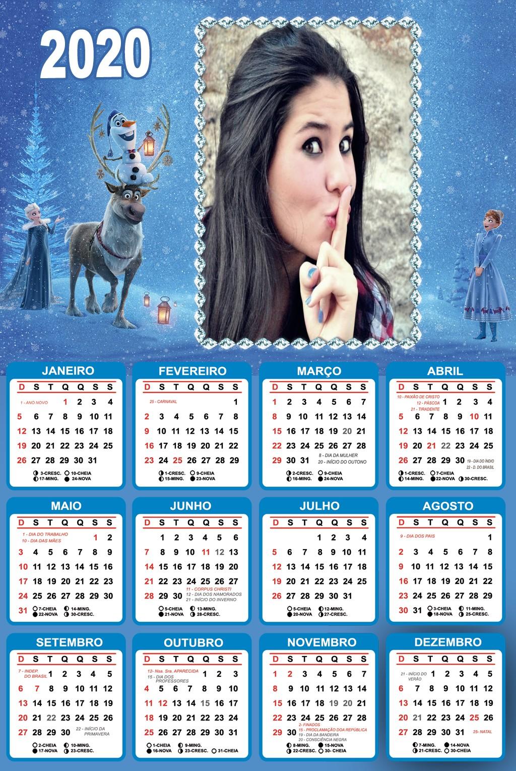 calendario-2020-frozen