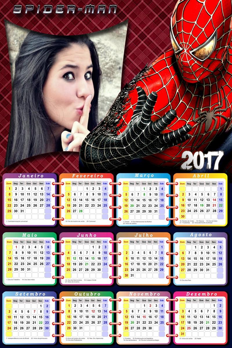 moldura-para-calendario-2017-homem-aranha