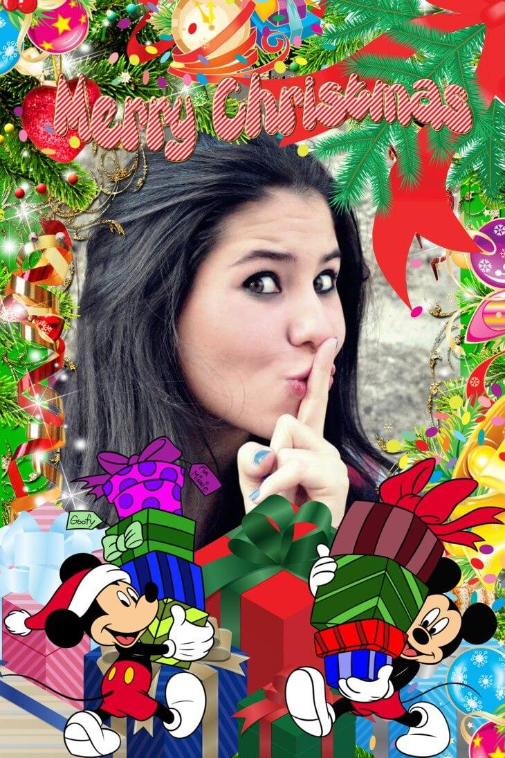 fotomontagem-de-feliz-natal-com-mickey-mouse