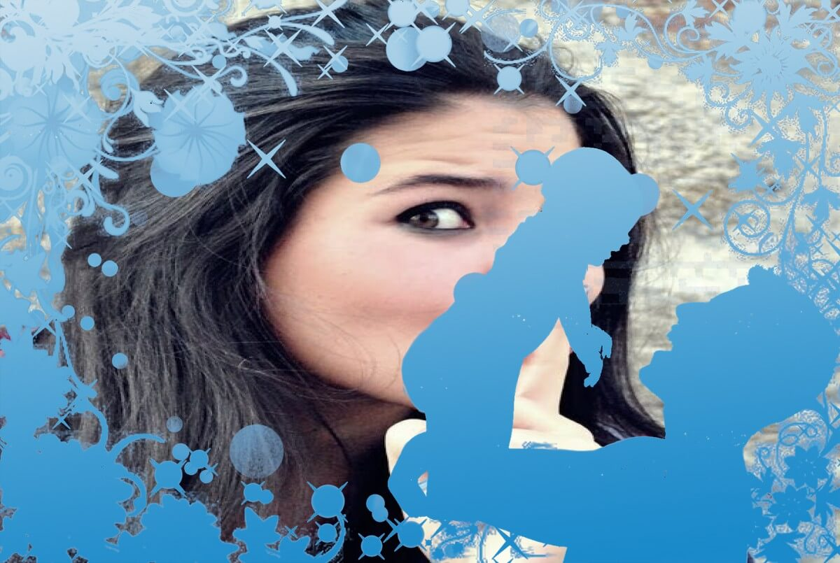 moldura-silhueta-azul