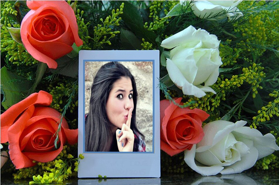 foto-moldura-com-rosas
