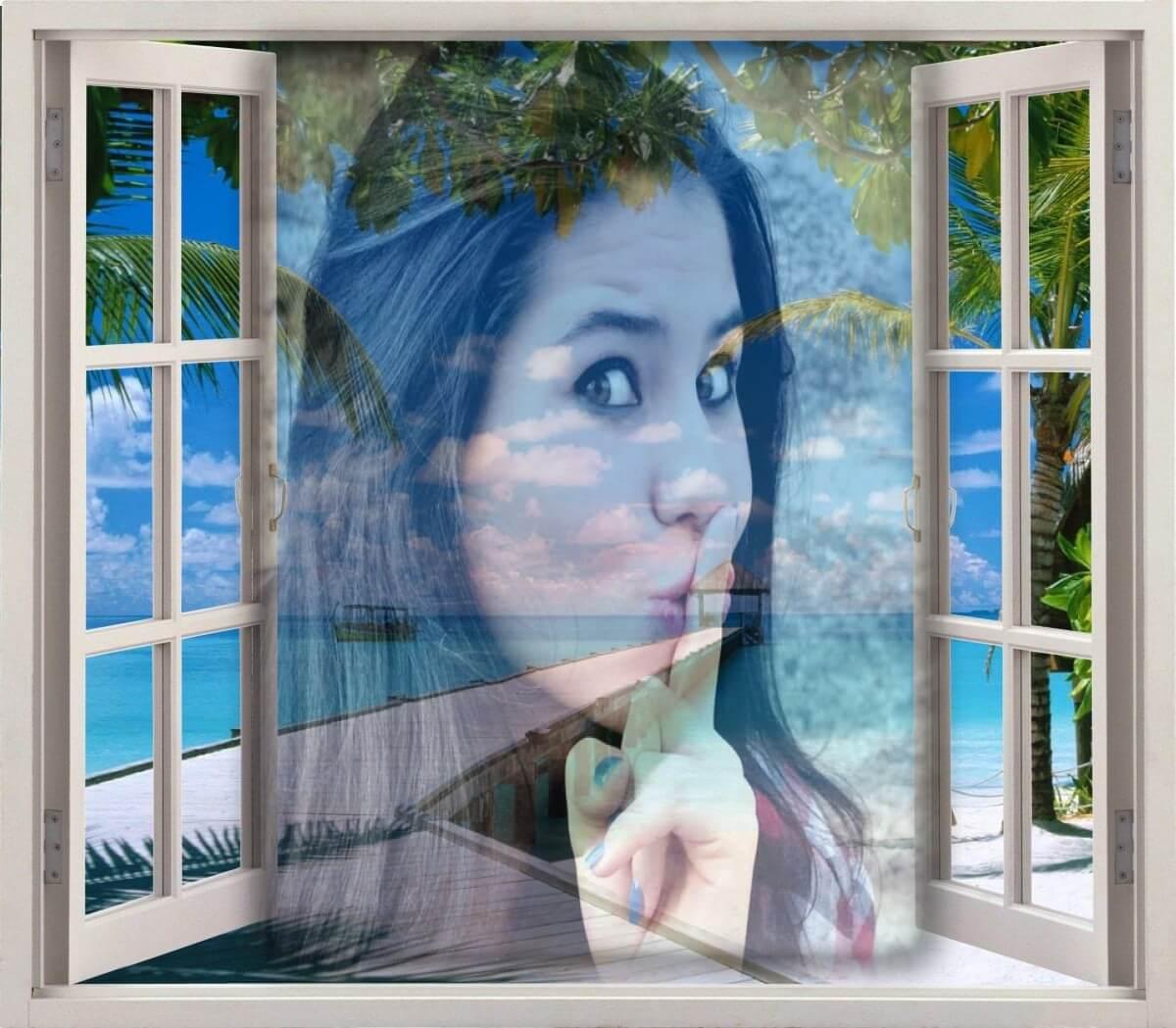 efeito-para-fotos-em-janela-com-praia
