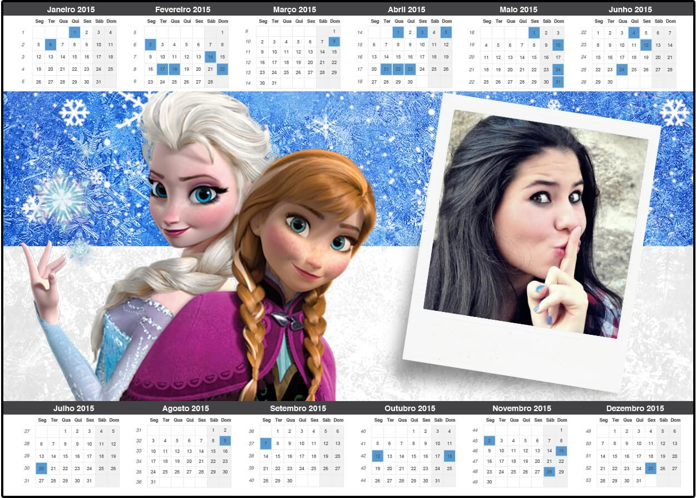 foto-moldura-calendario-2015-frozen