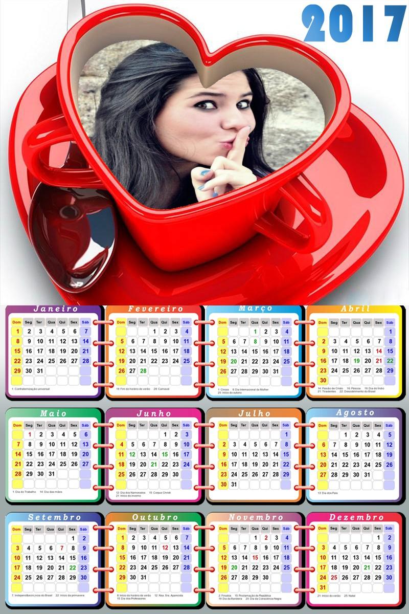 calendario-personalizado-2017-com-coracao