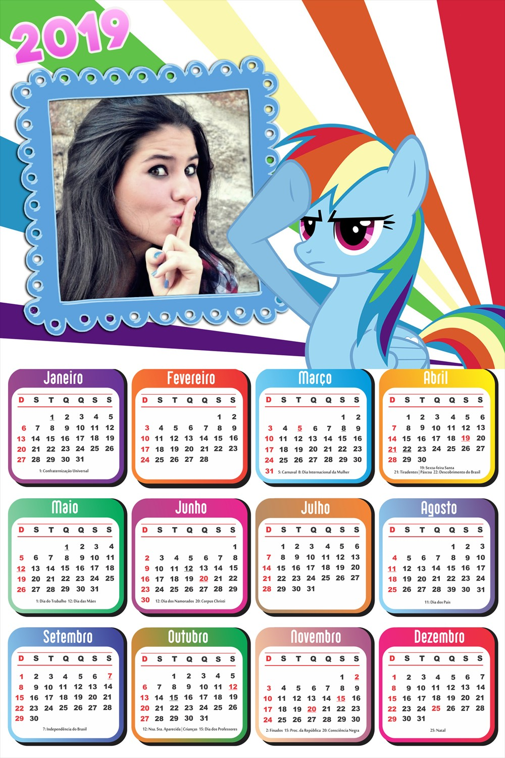 calendario-2019-my-little-pony