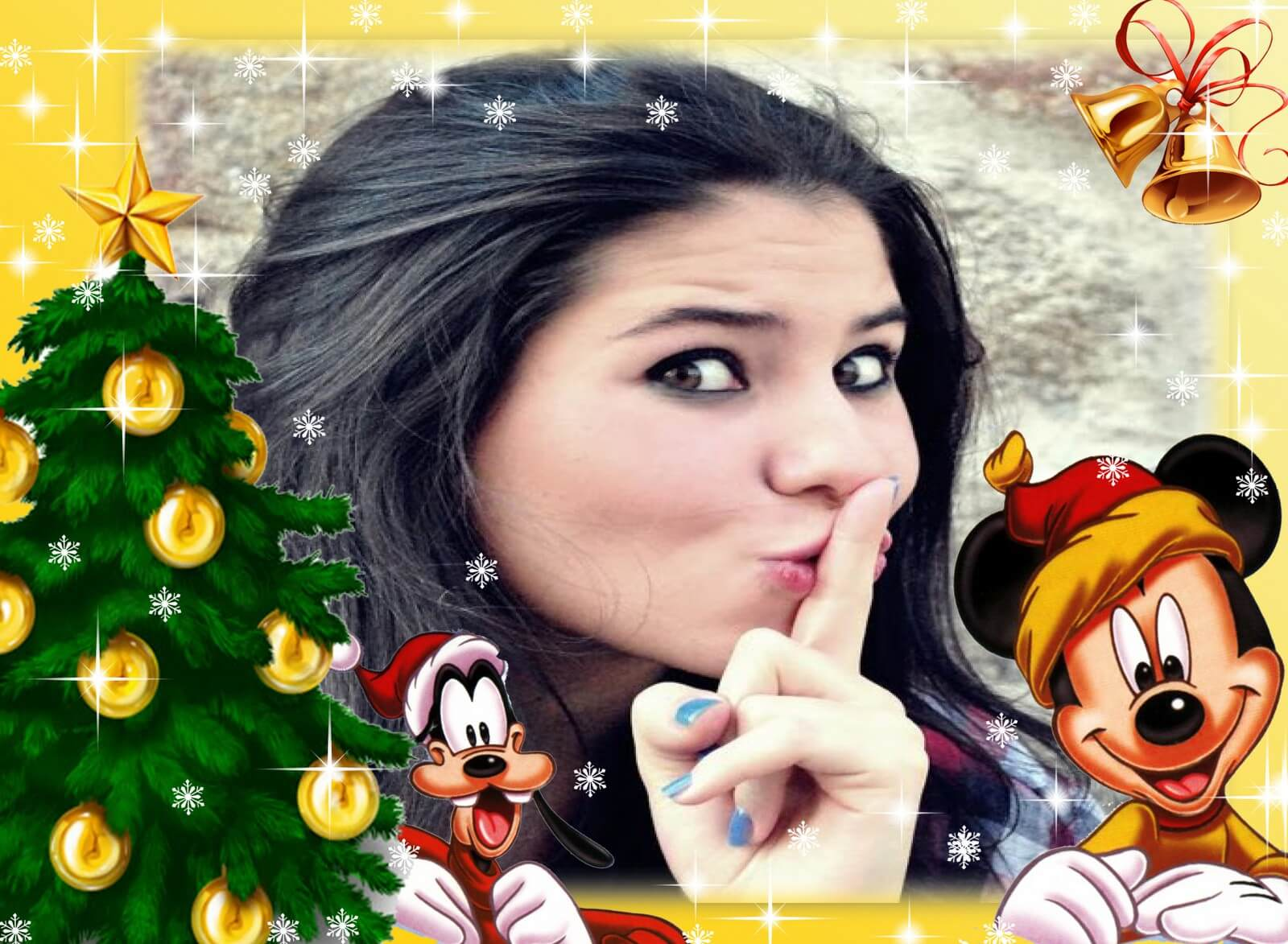 fotomontagem-lembraca-de-natal-magico-disney