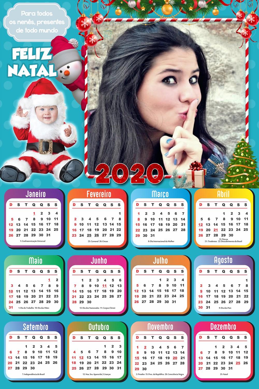 calendário-2020-de-natal-com-nenêm-papai-noel