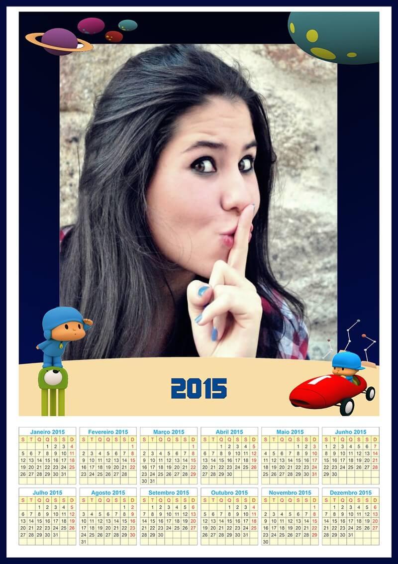 montagem-de-fotos-calendario-infantil-pocoyo-2015