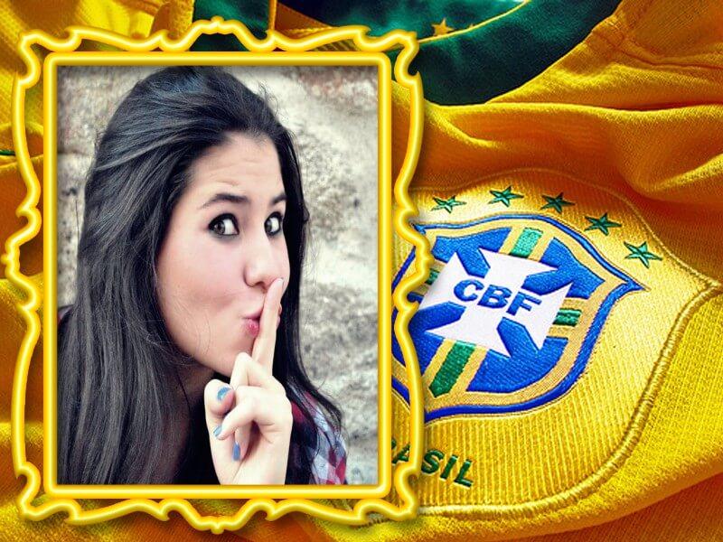 moldura-amarela-selecao-brasileira