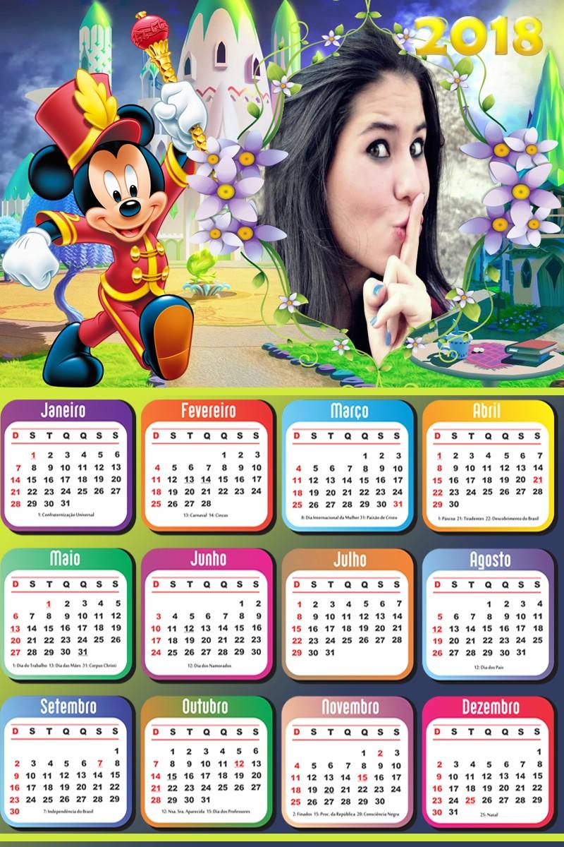 calendario-2018-mickey-mouse