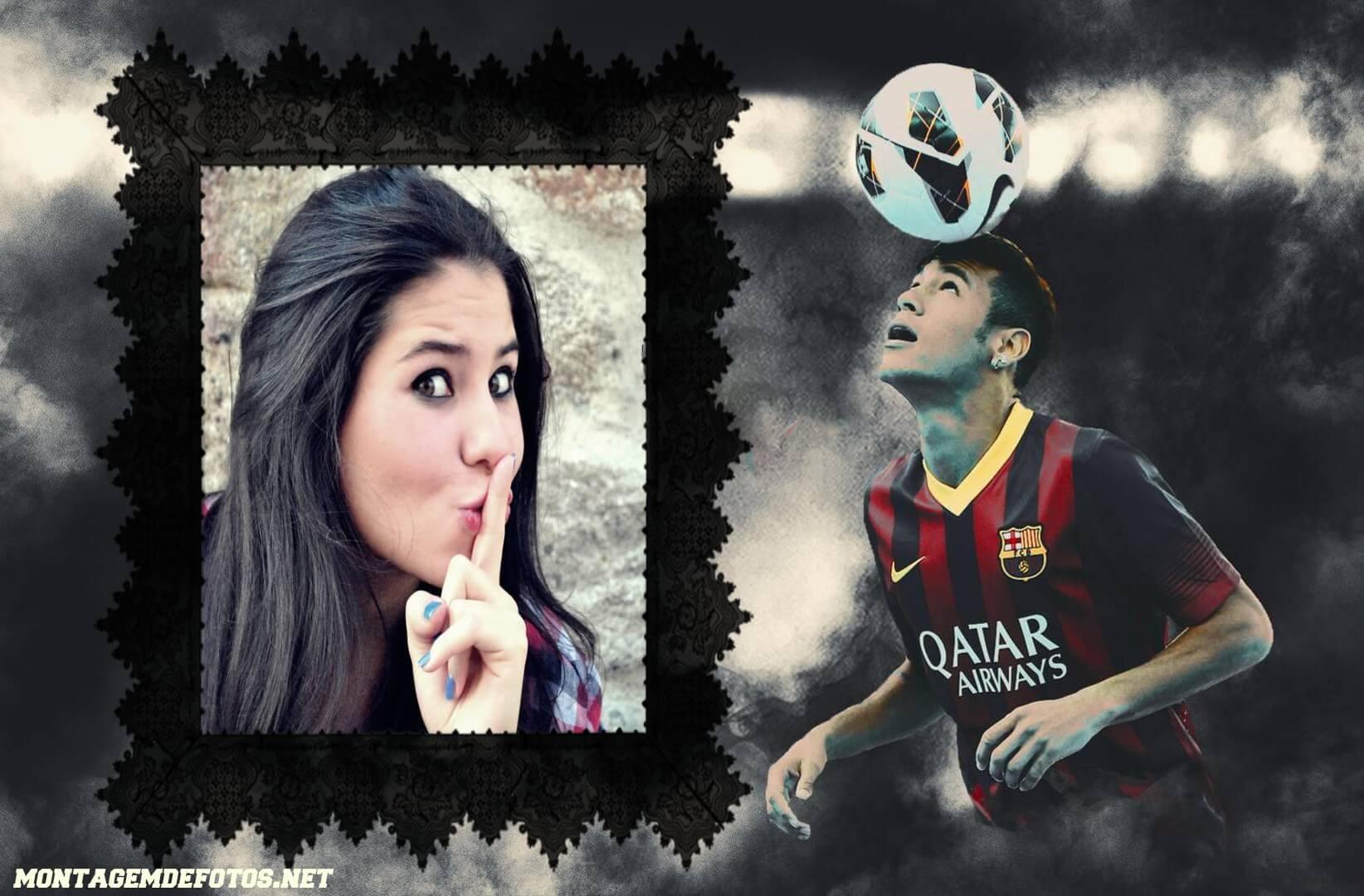 moldura-para-fotos-barca-e-neymar-jr