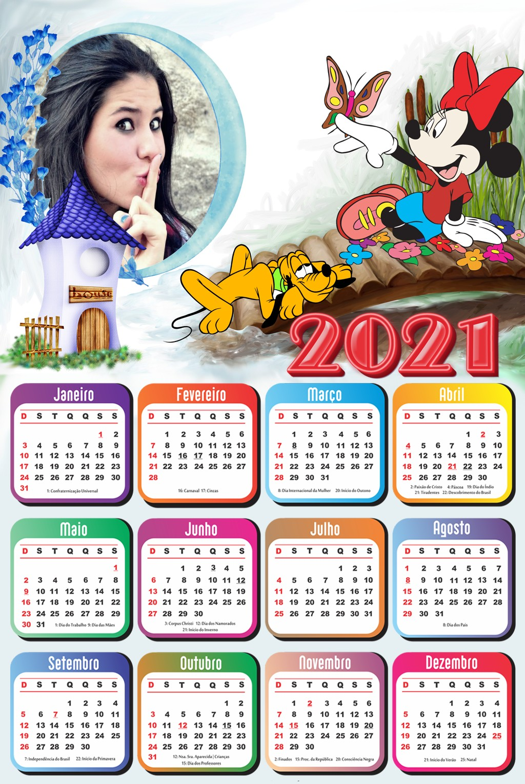 foto-calendario-2021-minnie-mouse