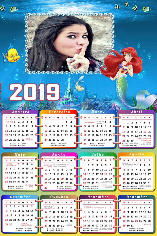 calendario-2019-a-pequena-sereia