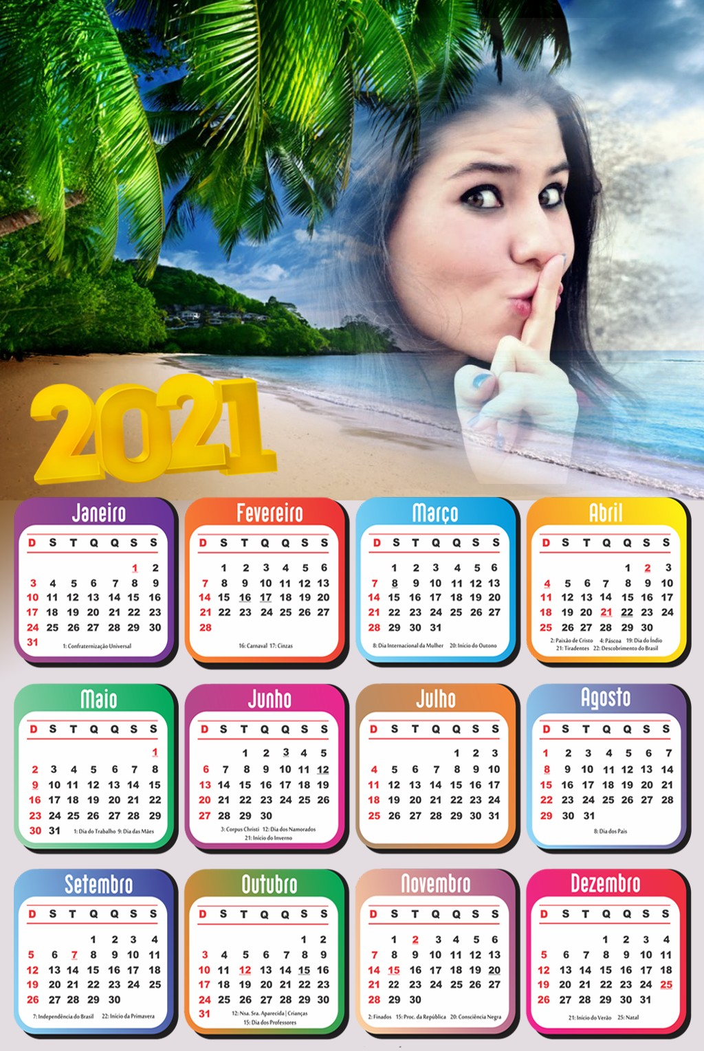 calendario-personalizado-com-foto-2021-praia