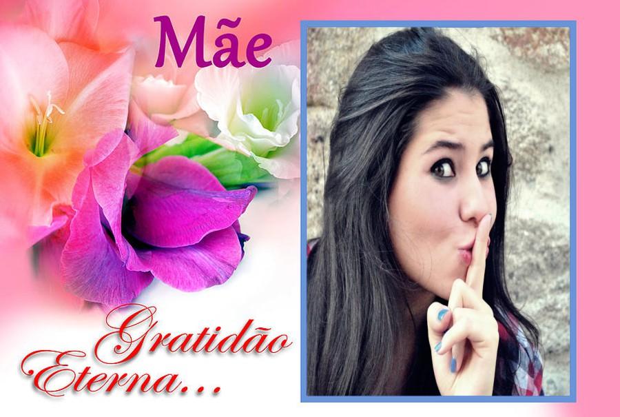 foto-moldura-mae-gratidao-eterna