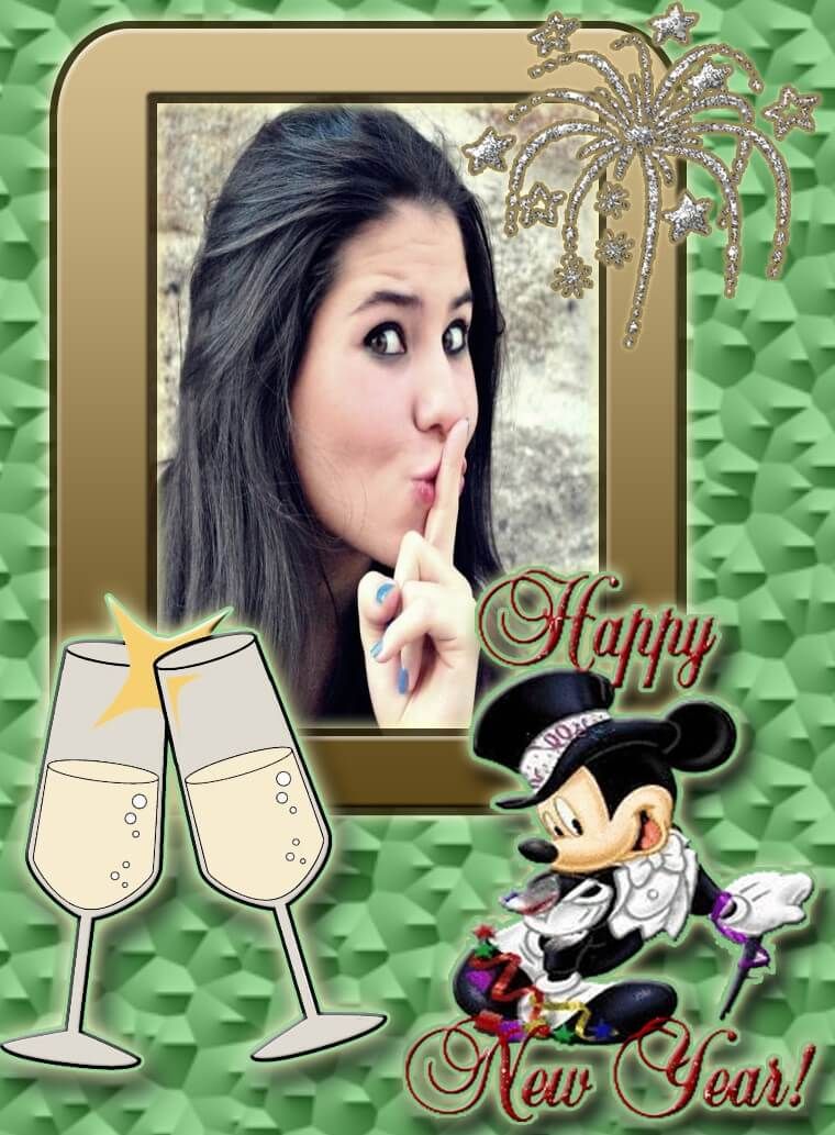 montagem-de-foto-happy-new-year-com-mickey